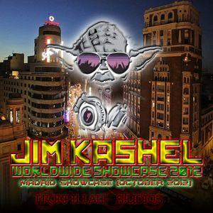 Jim Kashel - Madrid Showcase (October 2012)