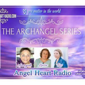 Archangel Gabriel: The Archangel Series on Angel Heart Radio
