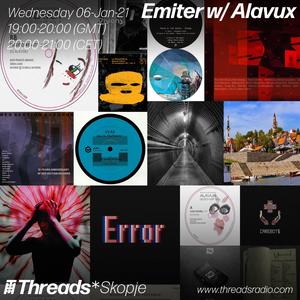 Emiter w/ Avalux (Threads* SKOPJE) 06-Jan-21