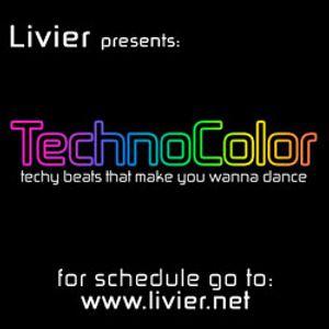 TechnoColor 41 - Paul Thomas guest mix
