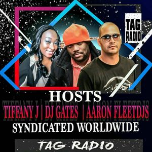 T.A.G. SYNDICATED RADIO VOL 31 INTERVIEW WIT FIN THE DJ