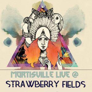 Mortisville Live @ Strawberry Fields 24/11/12