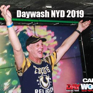 Daywash New Year's Day 2019