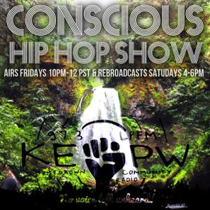 7/7/2017 The Conscious Hip Hop Show w/ J5MD KEPW-LP 97.3 FM Eugene Oregon community radio