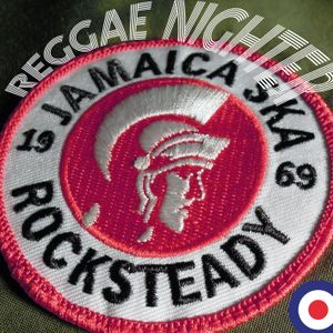 """Reggae Nighter #1   7"""" vinyl   Rocksteady Ska Roots Alton Ellis Skatalites Hopeton Lewis ..."""