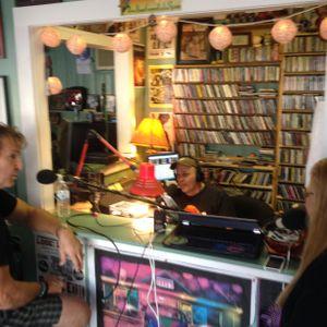 HomegrownRadioNJ  ~ Henry Paul Interview - 9-28-14