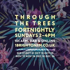 Through The Trees - 1Brighton fm 15.10.17