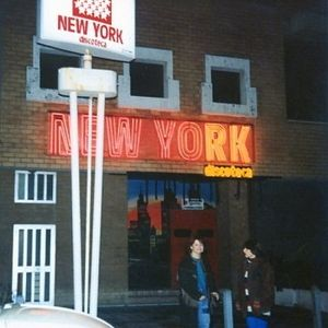 New York Disco, Rimini - DJ Rubens 1980
