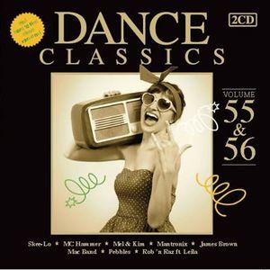 DANCE CLASSICS VOL. 55 & 56 In the mix ..... in random order ....