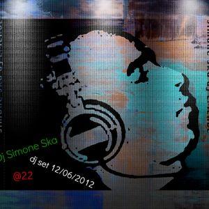 Dj Simone Ska-dj set 12/06/2012