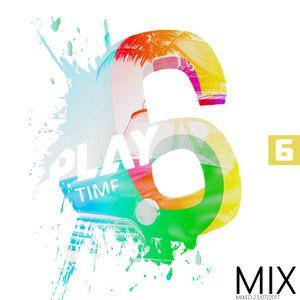 PlayTime Vol.6  (Summer 2017)