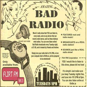Bad Radio September 20th 2011