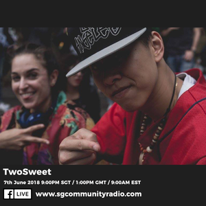 SGCR Radio Show #70 - 07.06.2018 Episode ft. TwoSweet