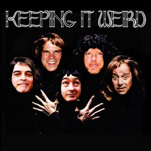 Keeping It Weird Sketch Comedy Radio Show  11-5-16