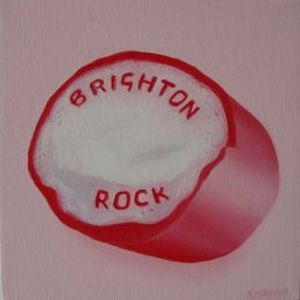 Pinkys Brighton Rock - 80's.... or IS IT....?