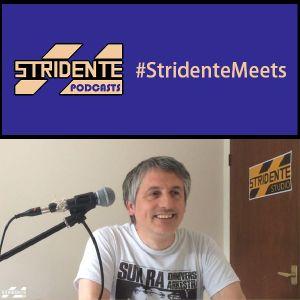 #StridenteMeets Justin Paton