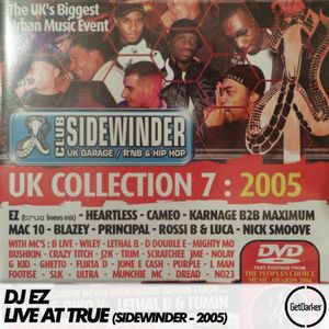 DJ EZ - True (Sidewinder UK Collection vol.7) - 2005