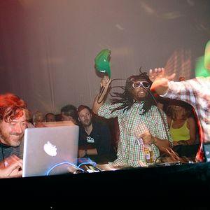DJ Chuckie live @ WMC 2010 Miami (24-03-2010)