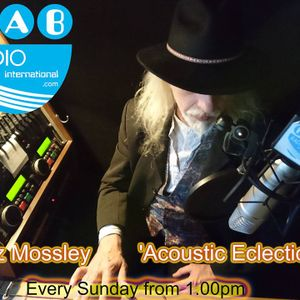 Acoustic Eclectic Radio Show 23rd April 2017