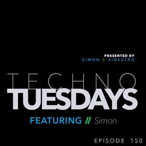 Techno Tuesdays 150 - Simon