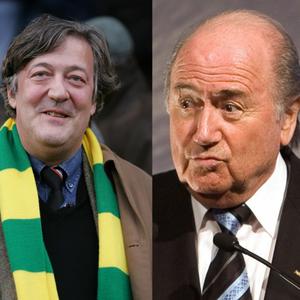 #48 - Stephen Fry or Sepp Blatter, Who Went Down?