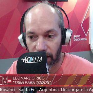 #ElDedoEnLaLlaga|Los talleres ferroviarios argentinos|Leonardo Rico, de Tren para todos|27/06/2017