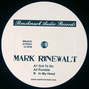 DJ Mark Rinewalt - Deep House/Tech-House 01