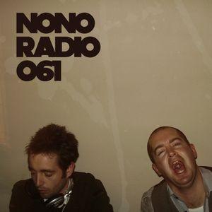 NonoRadio 61: Taken from rhubarbradio.com 28 12 09
