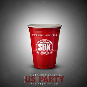 DJ SHUBA K - THE BEST OF 2013 - US PARTY