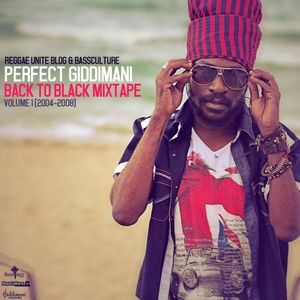 Perfect Giddimani - Back To Black Mixtape Vol.1