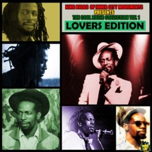 """KING BIGGS – THE """"COOL RULER LOVERS COLLECTION"""" GREGORY ISAACS"""