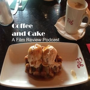 Coffee and Cake Film Review - Sicario, The Martian, The Babadouk