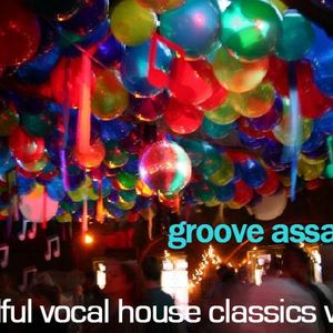 Groove Assassin Soulful Vocal House Classics Vol 1