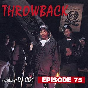 Throwback Radio #75 - DJ CO1 (Backyard Boogie Mix)