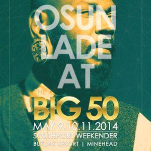 Osunlade - Live at SuncéBeat 4