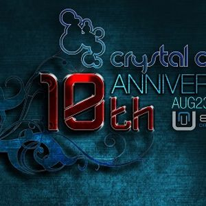 Philippe El Sisi - Crystal Clouds 10th Birthday