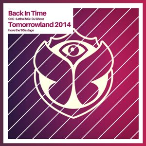 Q-ic, Lethal MG & DJ Ghost present Back In Time @ Tomorrowland 2014 (I love the '90s stage)