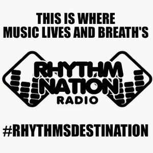 RHYTHM NATION MIXTAPE FOR THE WEEKEND 28-NOV-2014  DJ H BABY