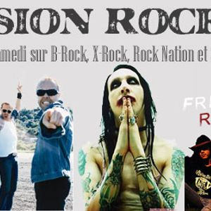 Vision Rock - Avec Danick Mercier, Double de Marilyn Manson (23 Avril 2011)