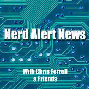 Nerd Alert News Ep. 50 - The Power of Smell