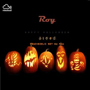 Set Halloween Psytrance By Roy