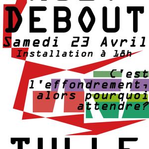 OdM - 006 - Le Grand Bouleversement, un conte documentaire sur les premières NuitDebout à Tulle.