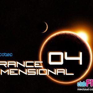 Trancedimensional 04 Mixed by Roger Cobec - Club_FM