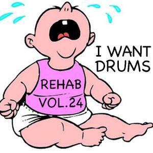 Rehab Vol.24 (I Want Drums) - Tony Pavia