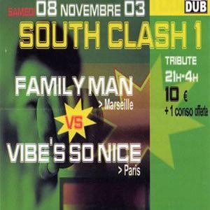 Familly Man VS  Vibes so Nice - 2003