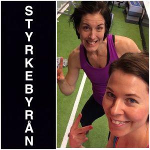 Så kan du träna som gravid - Styrkebyrån #25