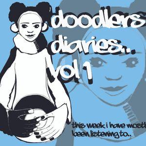 Doodlers Diaries Volume 1