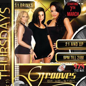 D1 Thursdays at Grooves Juan Milian and DJ Footwork Promo