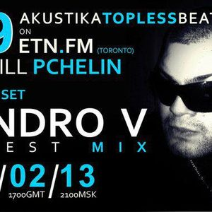 Andro V - Akustika Topless Beats @ETN.FM (Guestmix)