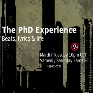 The PhD Experience beats, lyrics & life #13